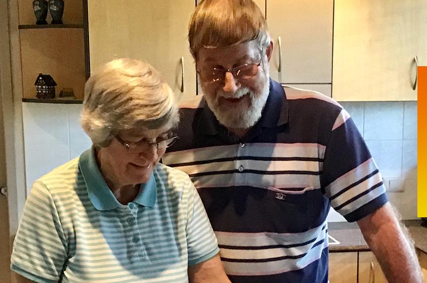 Testimonial over 55's Sugarwood